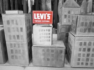 LEVIS  exhibition